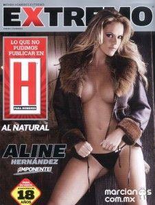 Aline Hernandez H Extremo desnuda