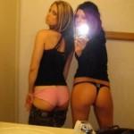Deliciosas mujeres en el espejo (11)