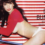 Daisy Lowe Goes Topless Esquire (10)