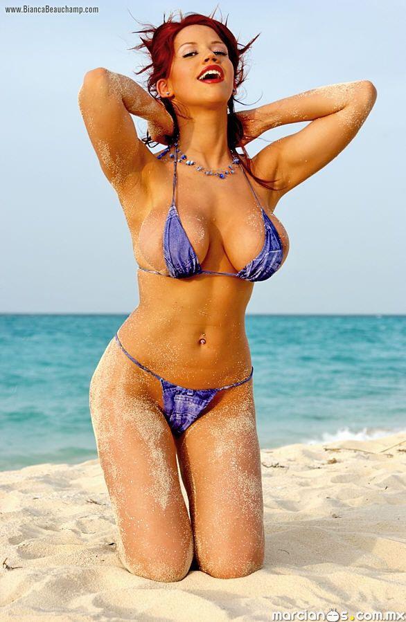 Bianca Beauchamp peliroja tetona (60)
