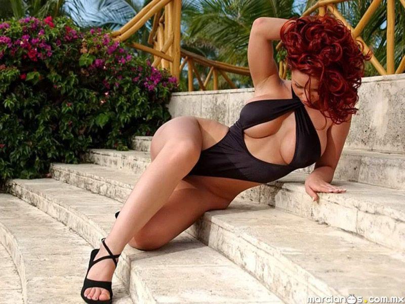 Bianca Beauchamp peliroja tetona (56)