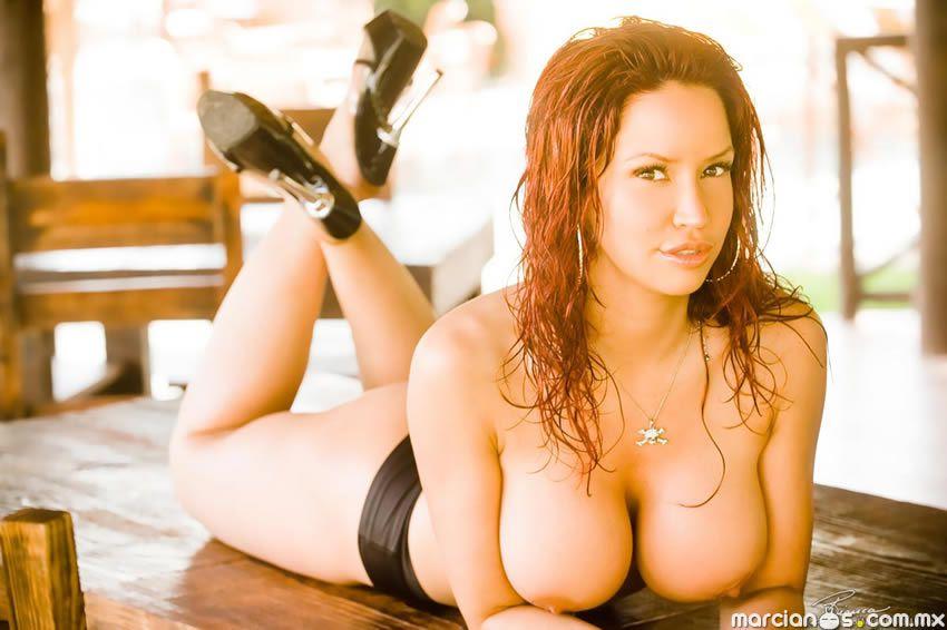 Bianca Beauchamp peliroja tetona (41)