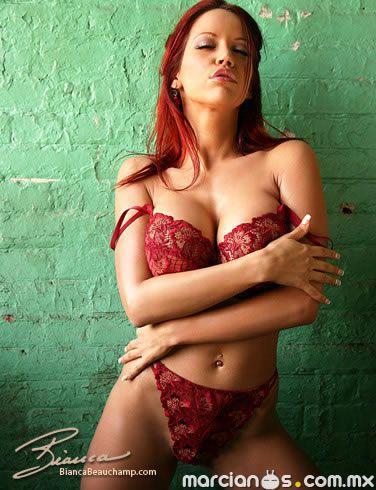 Bianca Beauchamp peliroja tetona (49)