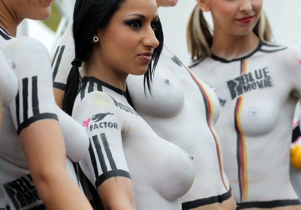 Body Paint Soccer Cup (14)