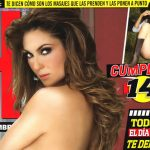 Nora Salinas desnuda revista H – febrero 2013