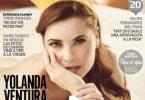 Yolanda Ventura revista Playboy