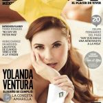 Yolanda Ventura revista Playboy – abril 2013