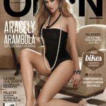 Aracely Arámbula revista OPEN – mayo 2013
