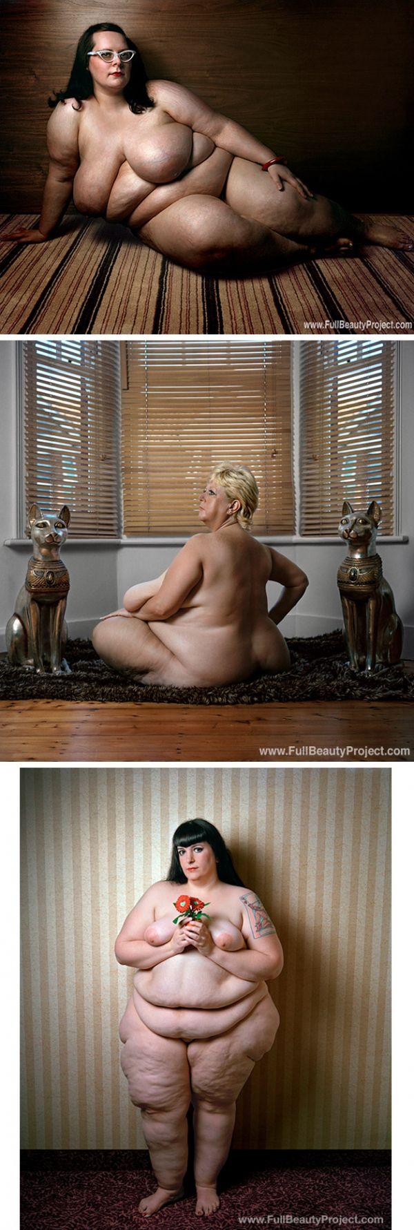 FULLBEAUTY: fotos de obesas mórbidas desnudas (2)