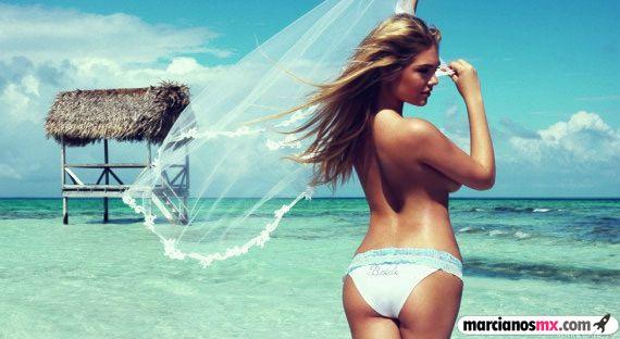 Kate Upton Beach Bunny Swimwear (10)