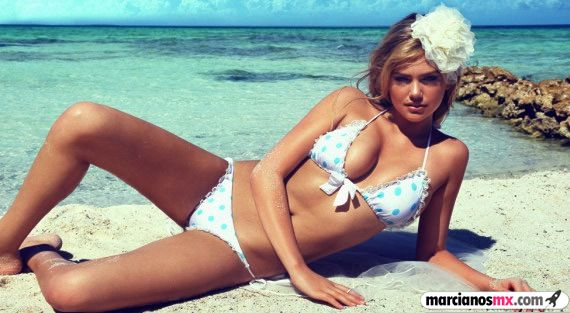 Kate Upton Beach Bunny Swimwear (9)