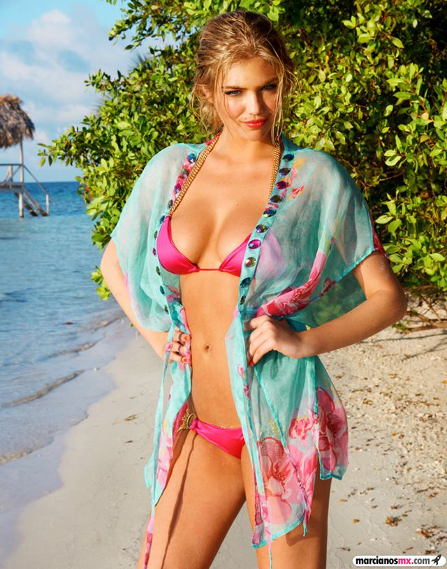 Kate Upton Beach Bunny Swimwear (5)