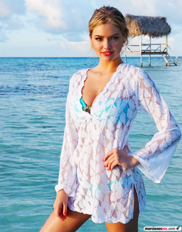 Kate Upton Beach Bunny Swimwear (1)
