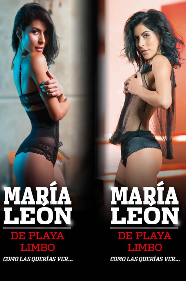 Maria León revista H - agosto 2013
