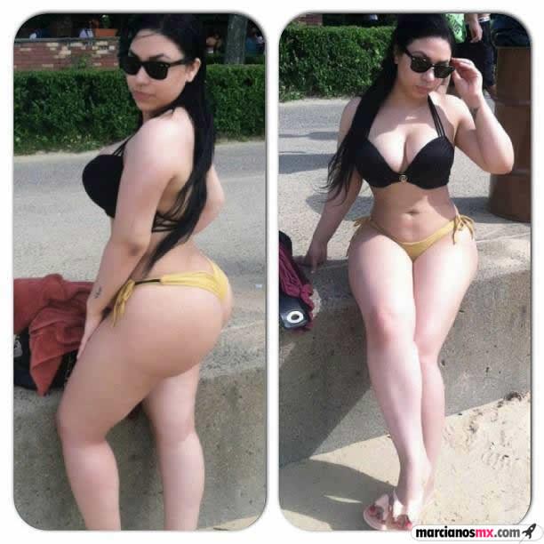 Chica viernes - Marcianosmx.com