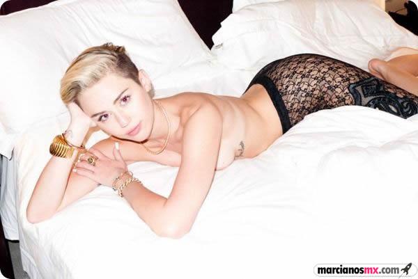 Fotos de Miley Cyrus desnuda en ensayo fotográfico (10)