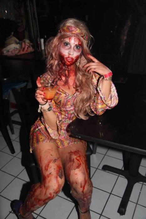 Zombie Nude Teen 116