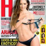 Ariadne Diaz Revista H – enero 2014