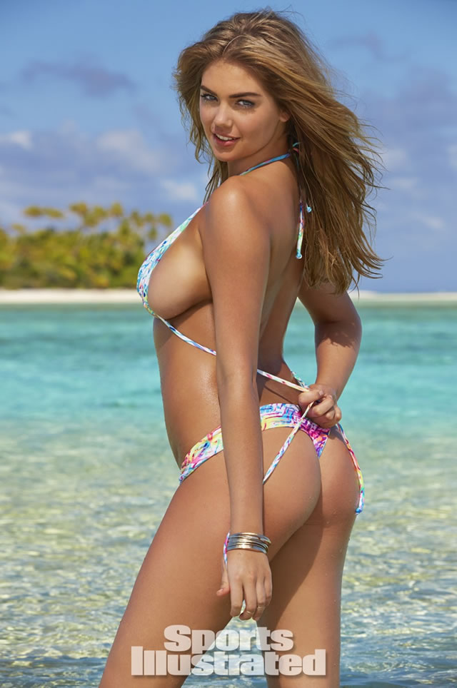 Kate Upton Sport Illustrated Swimsuit 2014 (3)