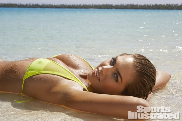 Kate Upton Sport Illustrated Swimsuit 2014 (11)