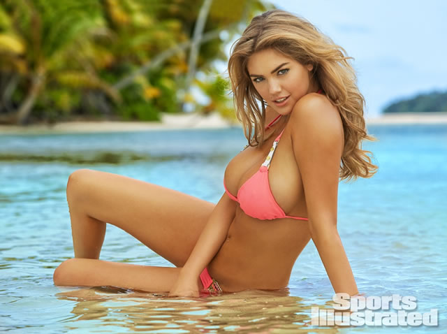 Kate Upton Sport Illustrated Swimsuit 2014 (10)