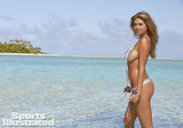 Kate Upton Sport Illustrated Swimsuit 2014 (9)