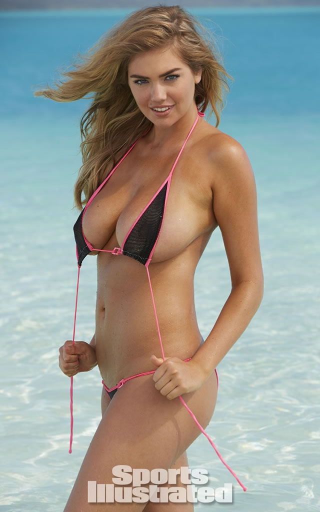 Kate Upton Sport Illustrated Swimsuit 2014 (2)