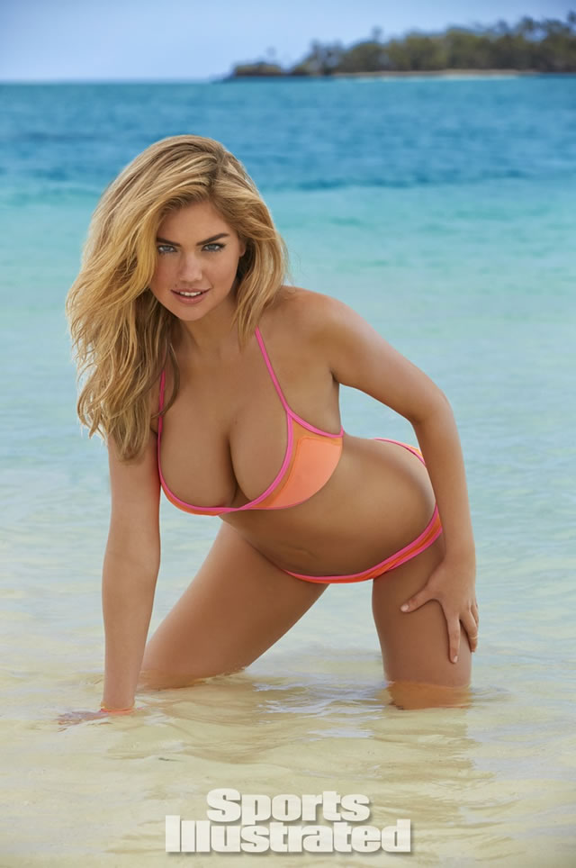 Kate Upton Sport Illustrated Swimsuit 2014 (1)