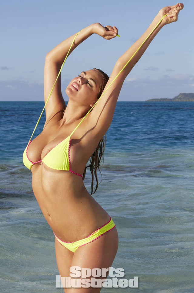 Kate Upton Sport Illustrated Swimsuit 2014 (18)