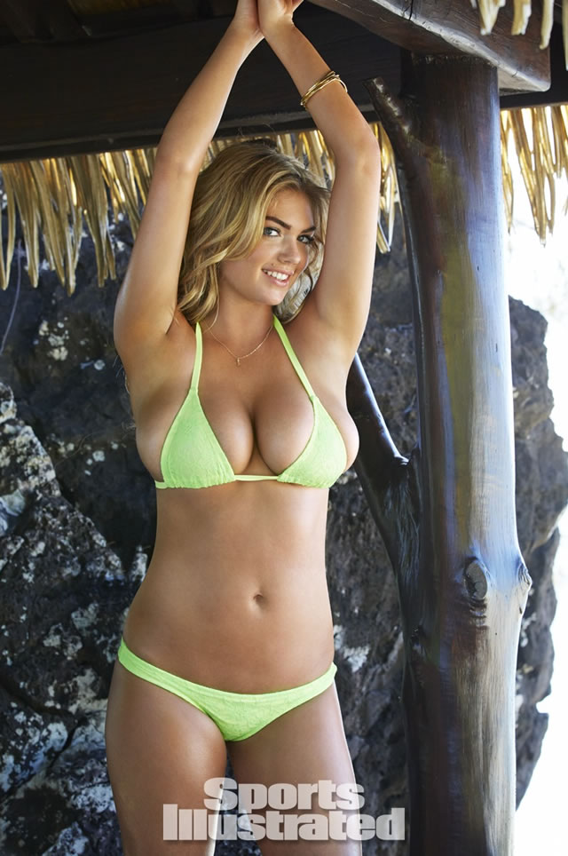 Kate Upton Sport Illustrated Swimsuit 2014 (16)