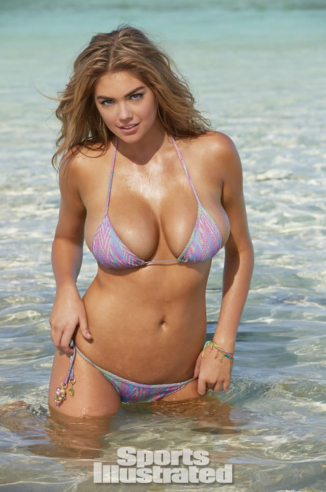 Kate Upton Sport Illustrated Swimsuit 2014 (14)