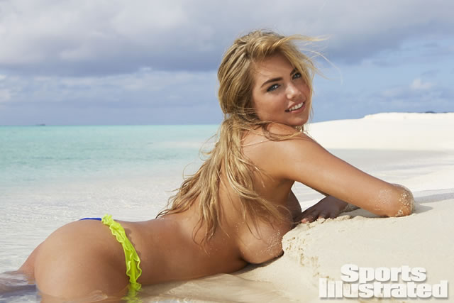 Kate Upton Sport Illustrated Swimsuit 2014 (13)