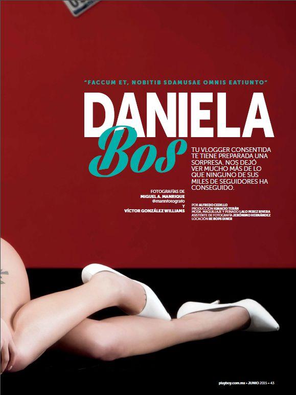 Daniela Bos Playboy Junio 2015 (18)