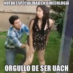 El video porno de la UACH