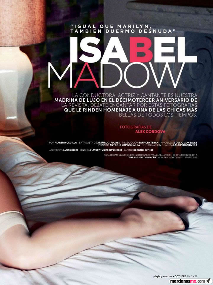 Isabel Madow Playboy desnuda 2015_040