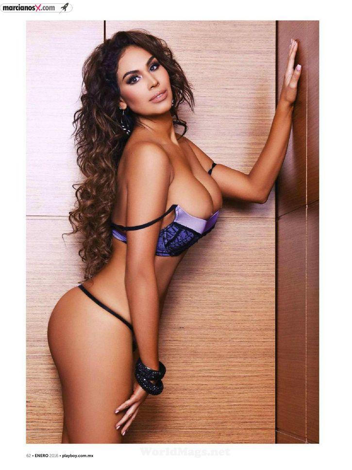 Tania Reza Playboy enero 2016 (2)