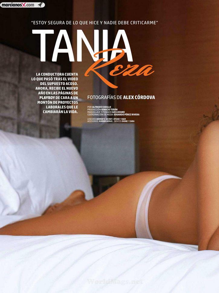 Tania Reza Playboy enero 2016 (28)