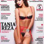 Tania Reza desnuda Playboy enero 2016