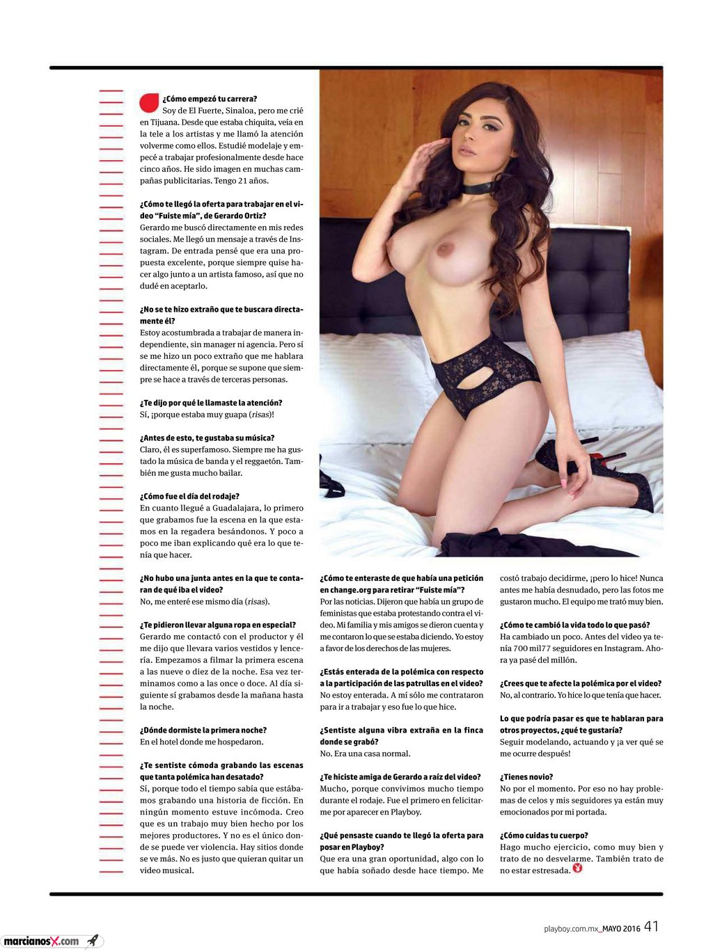 Tracy Saenz Playboy (5)